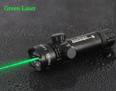 5mw 300M/532nm Tactical Green/Red Laser Sight Scope for archery bow sight
