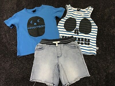 Boys Size 2/3 Clothing Bundle