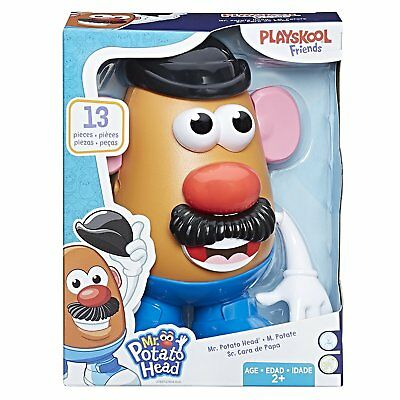 Playschool Friends - Mr Potato Head Or Mrs Potato Head - Please Choose