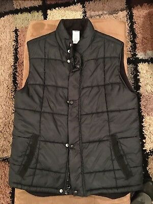 Women's Old Navy Puff Vest Size 12