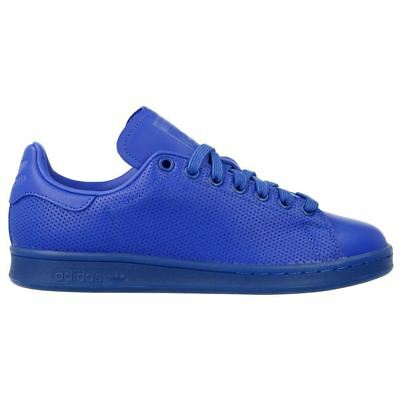 adidas Originals Stan Smith Adicolor Trainers Mens Blue Sneakers Shoes Footwear