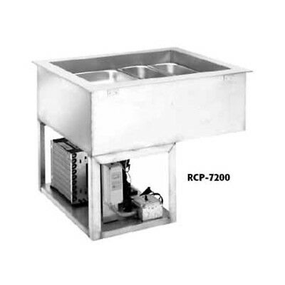 Wells RCP-7200 Drop-In Self-Contained Refrigerated Cold Food Well