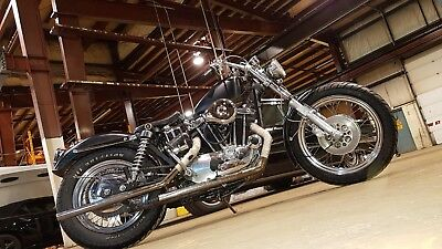 Harley-Davidson: Iron Head 1974 Harley Iron Head