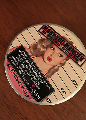 THE BALM Mary-Lou Manizer - enlumineur - highlighter