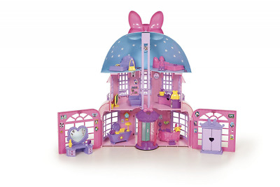 Minnie Happy Helpers House Magic Lifts Sounds Lights Daisy Figure Toy Accessory