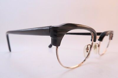 Vintage 50s gold filled eyeglasses frames SBF Mod 206-176 Size 50-20 Germany
