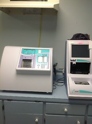 Briot Accura CL 4 Axcell 4 patternless edge system. SN CL9755