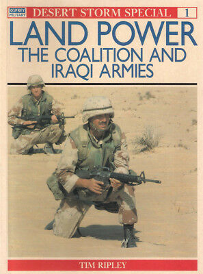 P68 Osprey - Desert Storm Special  1 - Land Power The Coalition and Iraqi Armies