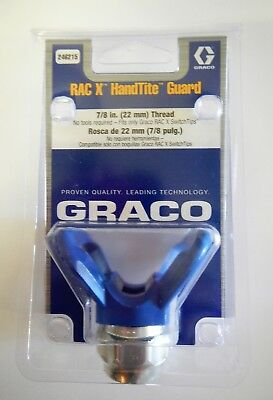 "Graco 246215 RAC X HandTite Airless Tip Guard 7/8"" Thread"
