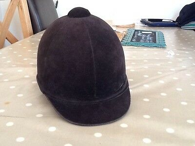 Charles Owen Childs Riding Hat - size 7