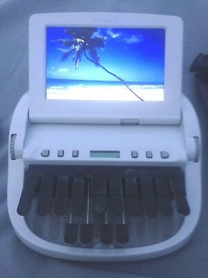 Stenograph Diamante court reporting writer with extra accessories