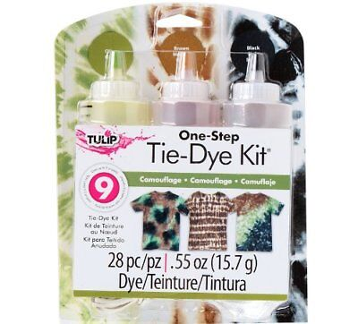 Tulip One-Step Tie-Dye Kit Camouflage  - BEST VALUE IN EUROPE - ILTC