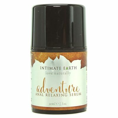 Intimate Earth Adventure Gel Relajante Anal Con Serum 30Ml | Intimate Earth