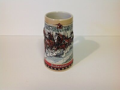 Budweiser Special Edition Stein 1988 Collector's Series