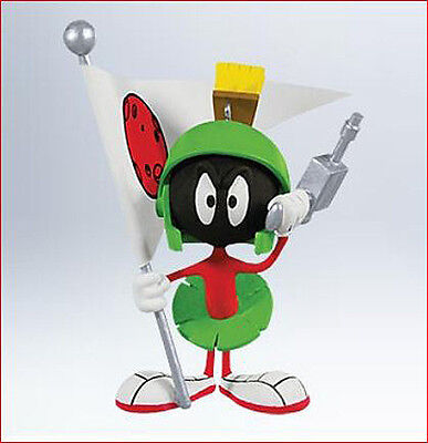 2011 Hallmark MARVIN THE MARTIAN Ornament Warner Bros Looney Tunes