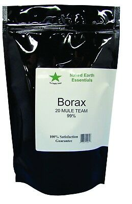 Borax Decahydrate 20 Mule Team 2 to 16oz.