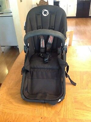 Bugaboo Donkey Classic Mono Stroller replacement seat- COVER ONLY (Not frame)