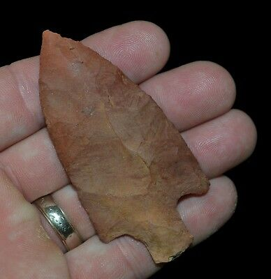Fine Pickwick Henry Co Tennessee Indian Arrowhead Artifact Collectible Relic*