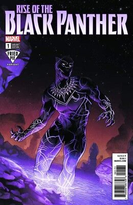 Rise Of The Black Panther 1 Jamal Campbell Fried Pie Variant Nm