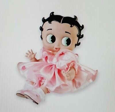 Betty Boop Marie Osmond 2007 Baby Boop porcelain doll New in box