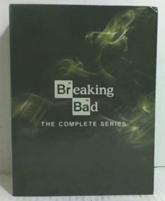 NEW Breaking Bad: The Complete Series (Bilingual) 21 DVDs Set $161