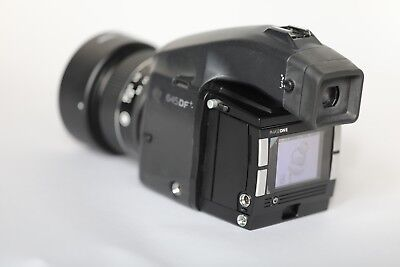 PHASE ONE 65+ DIGITAL BACK with Body and 80mm lens
