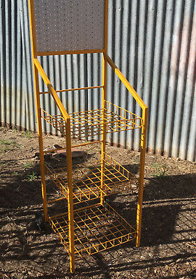 Display trolley stands