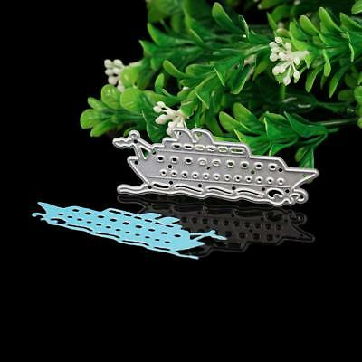 Ferry Boat Cutting Dies Stencil DIY Scrapbooking Paper Card Embossing Template