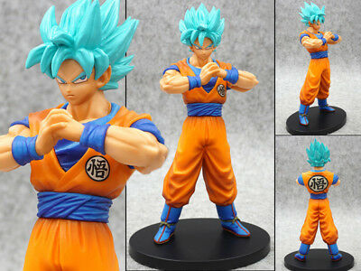 Anime Figure Toy Dragon Ball Z Goku Super Saiyan Figurine Statues 18cm