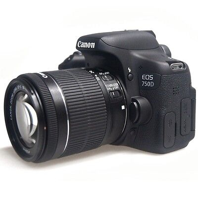 Canon EOS 750D Kit REFLEX 18-55mm STM è Obiettivo 24,2Mp FULL HD