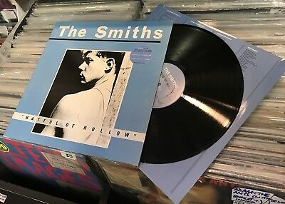The Smiths Hatful Of Hollow Vinyl Lp Garrod & Lofthouse Rough 76 Morrissey