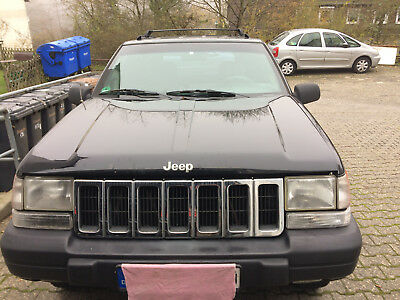 JEEP GREAND CHEROKE -4.0 .TSI  US  Modell