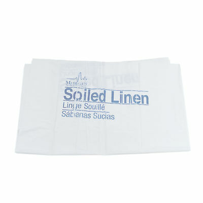"Soiled Linen Bag 30.5"" x 41"" - White - 1.4mil - 20-30gal 250 pk"
