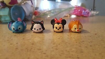 tusm tusm lot of four Disney characters