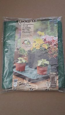 Gardman Water Retaining Capillary Matting for Pots and Seed Trays 200cms X 60cms