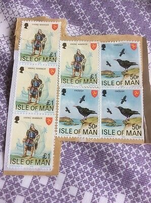 Isle Of Man Stamps 1978