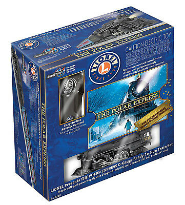 LIONEL The Polar Express Lionchief Remote Control Train Set O Gauge 6-30218 NEW