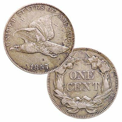 Flying Eagle Cent - Fine Condition