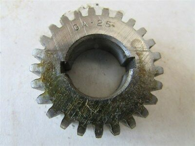 "New Boston Gear GA 24 Gear with 24 Teeth 5/8"" Bore D-24"