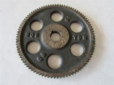 "New Boston Gear GA 91  Gear with 91 Teeth 5/8"" Bore D-52"