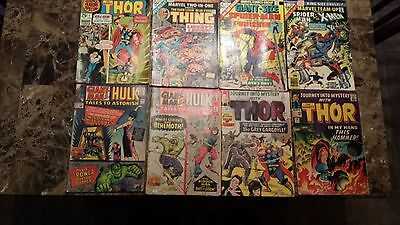 Silver/Bronze Reader lot (32 issues with keys)