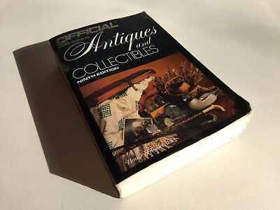 The Official 1989 Price Guide to Antiques and Collectibles - 9th Ed.