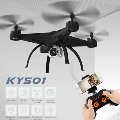 2.4G HD Camera FPV WIFI Drone Quadcopter UAV Remote Control Helicopter Real-time