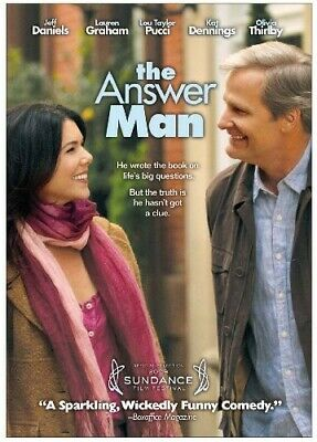 The Answer Man [New DVD] Ac-3/Dolby Digital, Dolby, Dubbed, Subtitled, Widescr