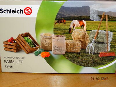 Schleich - World of nature - 42105 - Pferdehof - Farm Life