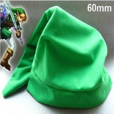 Long Video Gaming Role Play Cap Party Cosplay Dress Up Custome Hat Acessories