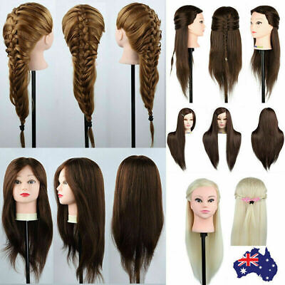 Hairdressing Mannequin Manikin Training Head