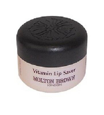 MOLTON BROWN - Vitamin Lip Saver - New - 10ml Pot