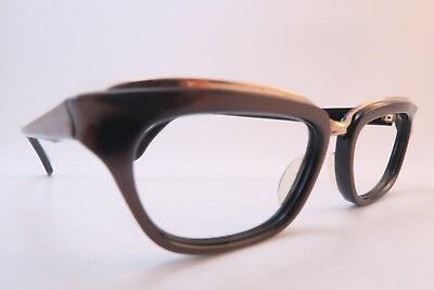Vintage 50s eyeglasses frames NOS gold filled METZLER purple made in Germany
