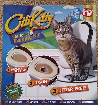 CitiKitty as seen on TV